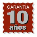 sello garantia 10 años